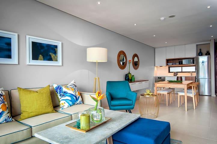 Zimbali Resort - Luxury Ocean View Suite (84sqm) - Dolphin Coast - Mobilyalı daire