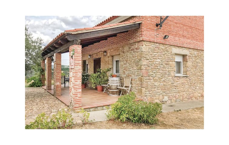Holiday cottage with 4 bedrooms on 210 m² in Masueco