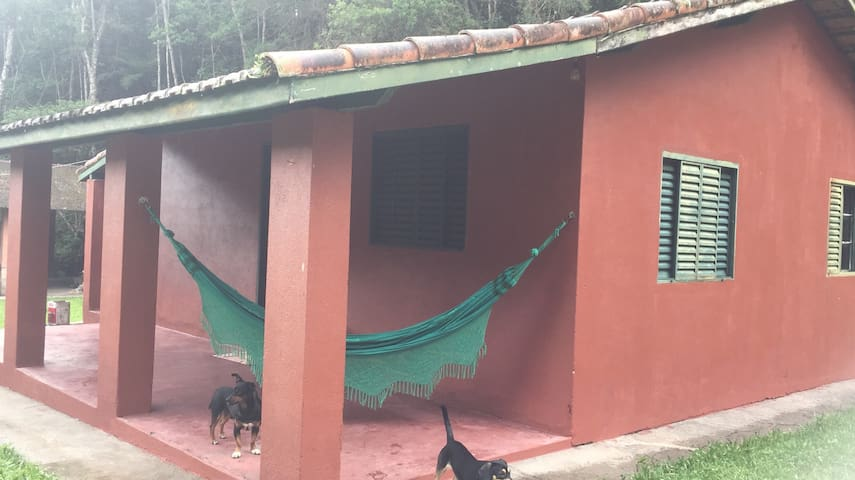 Casa na roça Sao Luiz do Paraitinga até 5 pessoas