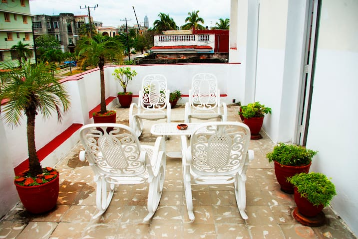 The White Terrace at Vedado's Greatest Location.