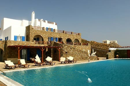 Villa Cleopatra, Mykonos - มิโกนอส