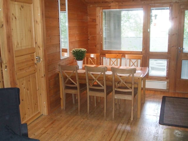 Ski holiday cottage - Muurame - Konukevi