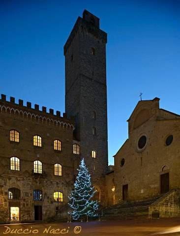 Christam's in San Gimignano.