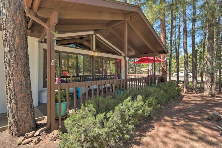 Modern Munds Park Cabin Near Sedona & Flagstaff!