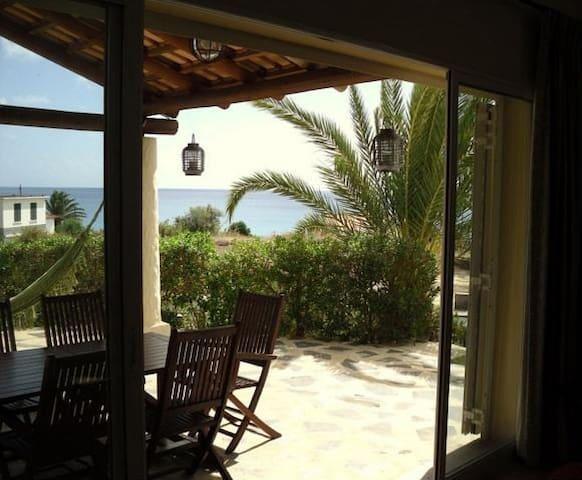 Charming Beach Villa - Vila Baleira - Casa