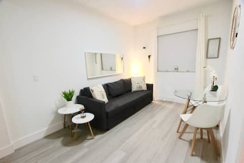 Trendy 1/1 Miami Beach Apartment Fully remodeled
