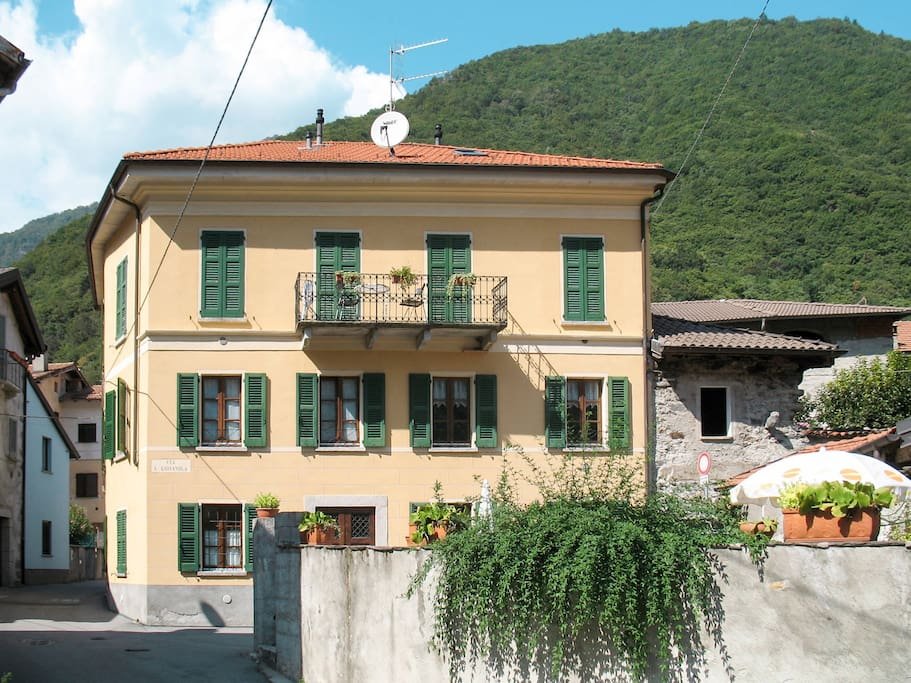 Apartment casa ria for 4 persons appartamenti in affitto for 3 camere da letto 2 piani piano casa kerala