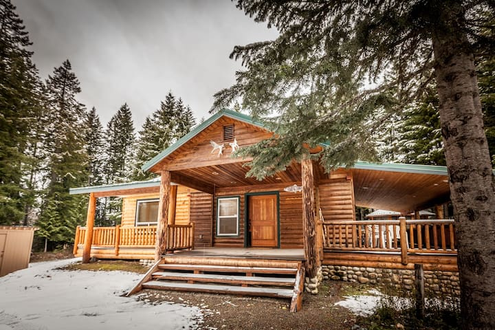 Twin Ponds Cabin - Family getaway! - Easton - Srub