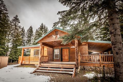 Twin Ponds Cabin - Family getaway!