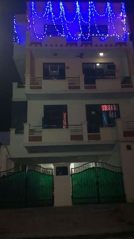 Home Away Home - Agra - Apartment