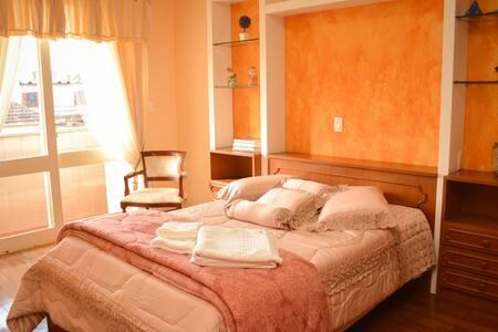 Apartamento do Aconchego/ 4 quartos