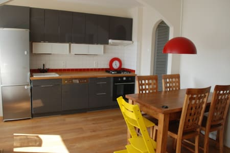 Cosy flat 20 minutes from Center of Prague. - Prag - Wohnung