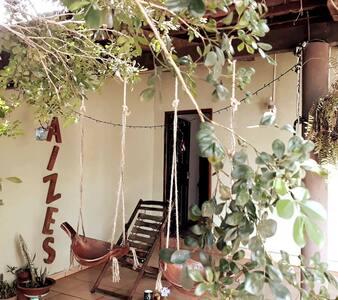Raízes Hostel sua casa em Taquaruçu