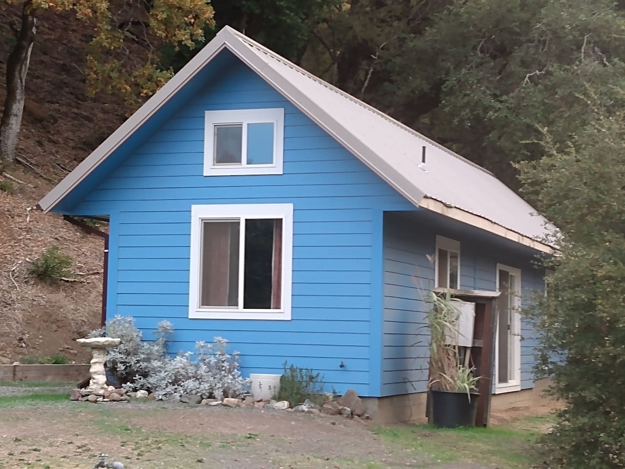 The Cabin at Woodwind Hill.