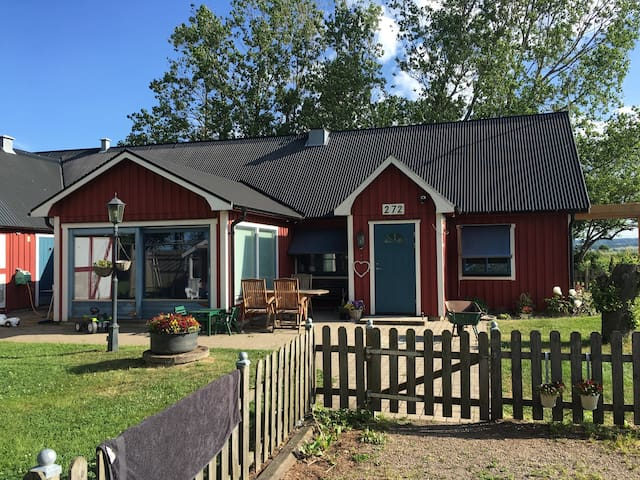 Staycation Vejby Farm - Ängelholm V - บ้าน