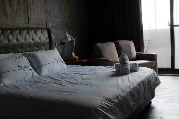 Coffeeloft-咖啡工寓 #Room202