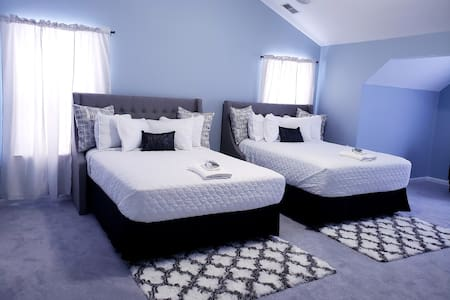 Master Luxury Suite near DC, VA and MD