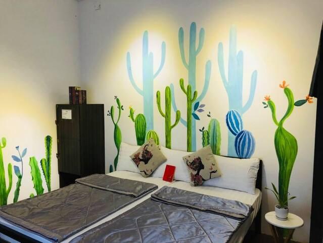 Phòng ngủ phong cách biển