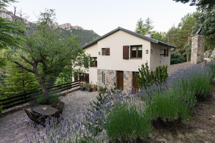 Racó del Massís, Habitacions Privades - Alfara de Carles