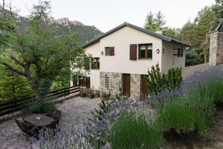 Racó del Massís, Habitacions Privades - Alfara de Carles - Lodge immerso nella natura