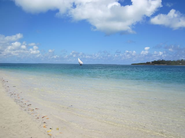 MAFIA ISLAND LODGE - Utende - Inap sarapan
