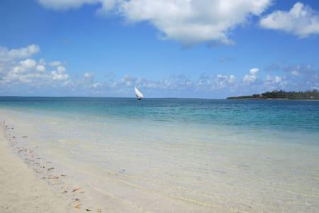 MAFIA ISLAND LODGE - Utende