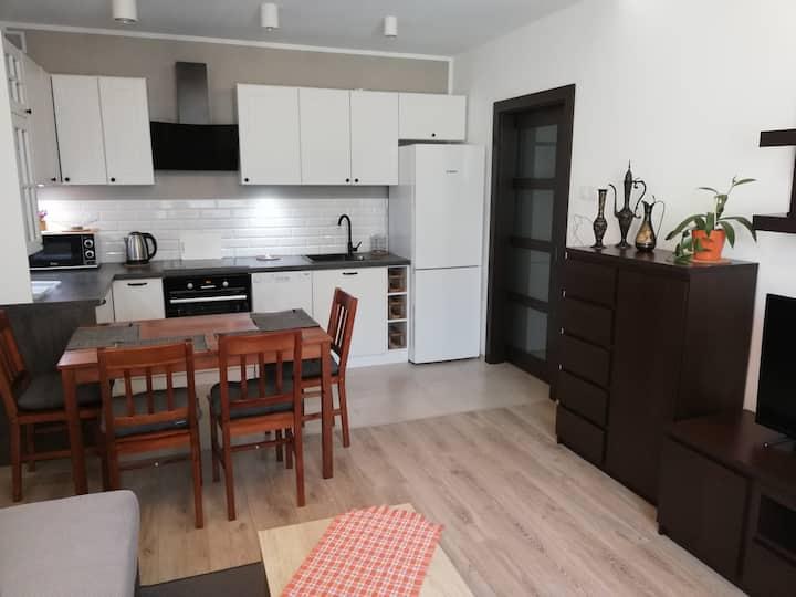 Komfortowe mieszkanie dla 4 osób w centrum Radomia