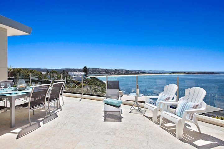 Luxury Oceanview Penthouse Dee Why Beach