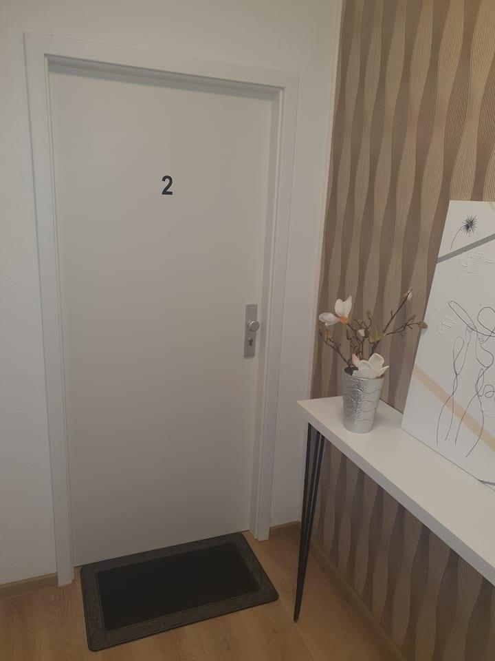 Fra-boarding Zimmer 2