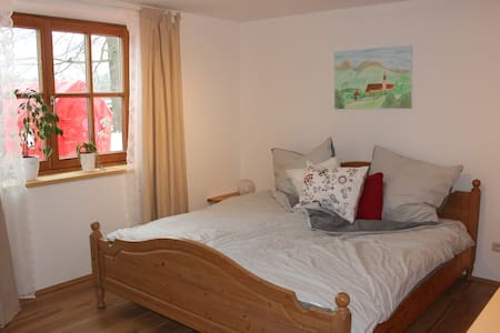 Schöne kleine Wohnung in Irschenberg