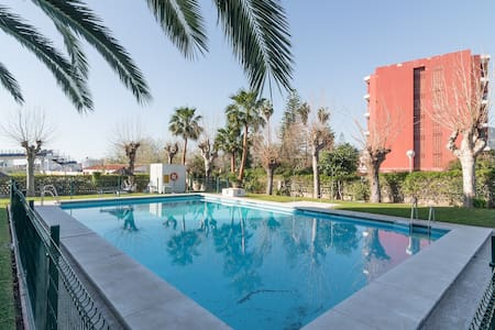 studio 2-3 pax with swiming-pool - Torremolinos - Apartment