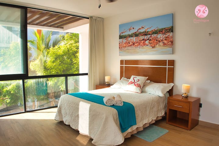 Flamingos Villa 4, will be your house at the beach