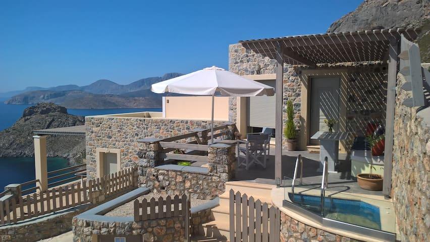 Hestia house- Kalymnos Aegean Sea View