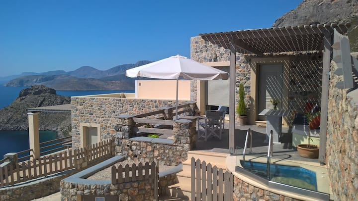 Hestia house- Kalymnos Aegean Sea View