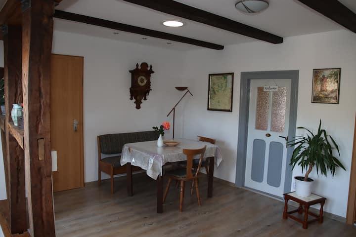 Wohnung im alten Kaufhaus