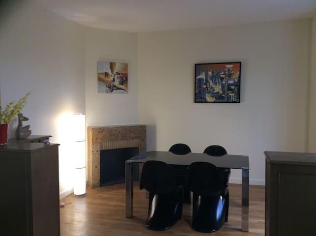 Appartement 60m2 , séjour thermal ou touristique - Vichy - Apartment