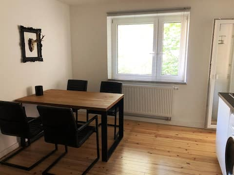 Moderne helle 55 qm Wohnung UNI-Nähe