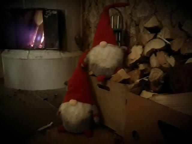 Fira jul på gammaldags vis!