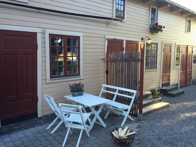 In the oldest part of Söderköping - Söderköping - House