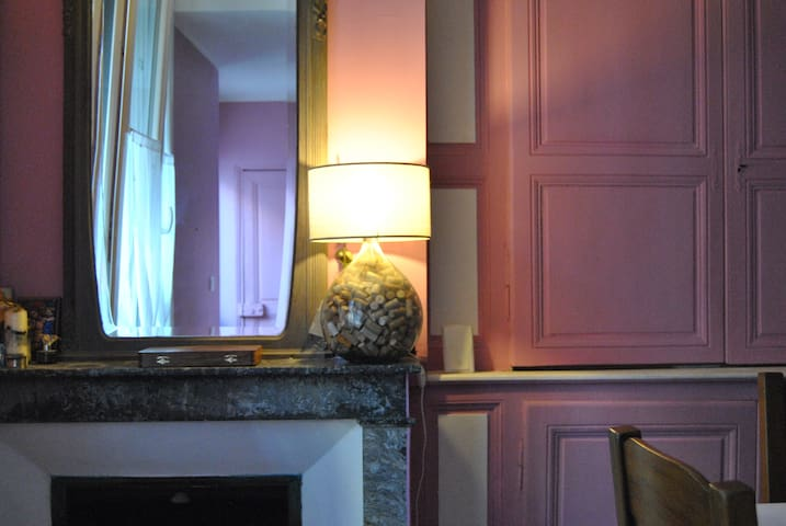 Appartement Gustave Flaubert, tout confort.