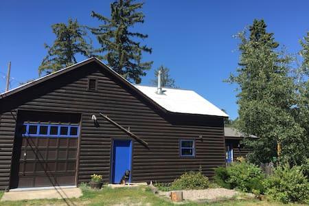 Glacier Park Basecamp - House