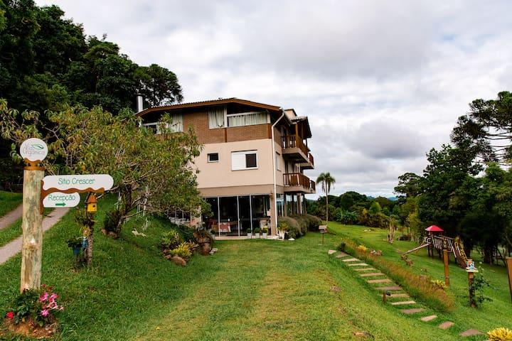 Sítio Crescer - Hostel