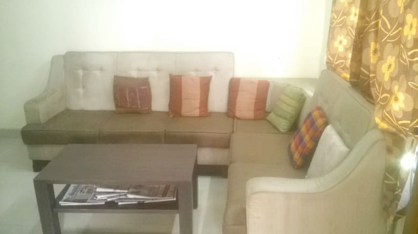 2BHK guest house with nice view