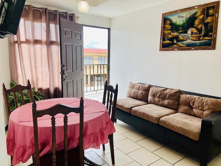 Apartamento Independiente y Amueblado #3