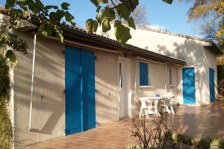 Maison à 5 min. de Castelnaudary - Fendeille