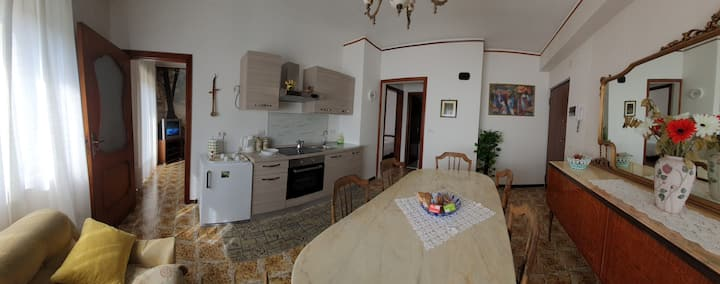 Appartamento Etnamare Naxos 24h, come a casa tua..