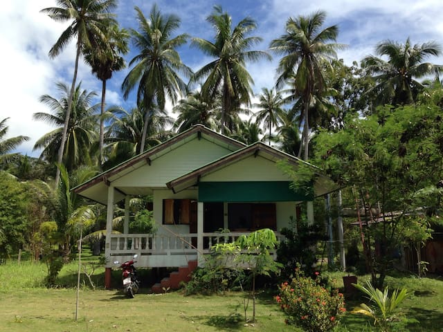 Beautiful house with sea view - Surat Thani - Casa