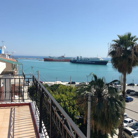 "Port view! ""San Lucas"" apartment.!! - Zakinthos - Flat"
