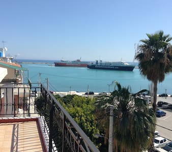"""Port view! """"San Lucas"""" apartment.!! - Zakinthos - Huoneisto"""
