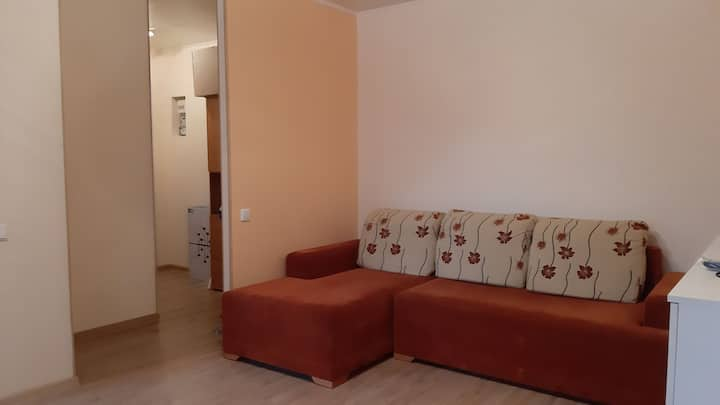 Уютная квартира прекрасно подойдет для семьи